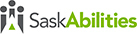 SaskAbilities logo