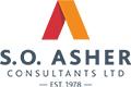 S.O. Asher Consultants logo